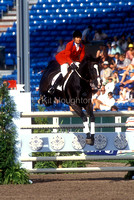 Patty Stovel (USA) and Mont Cenis World Equestrian Games 1994 SJ145-03-01.JPG
