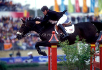 Michael Whitaker (GBR) and Prince of Wales SJ177-01-05
