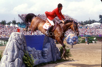 Michael Whitaker (GBR) and Two Step SJ157-01-05