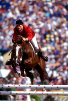Piet Raymakers (NED) and Visa Amadeus World Equestrian Games 1994 SJ145-02-20.JPG